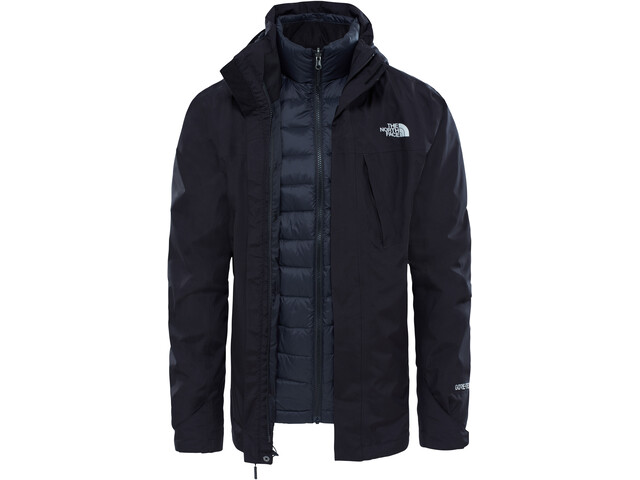 d34bc38202 The North Face Mountain Light - Veste Homme - noir sur CAMPZ !